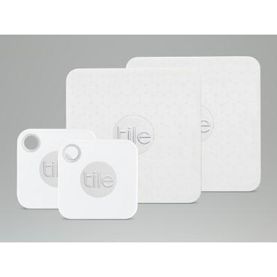 Tile Mate + Slim Combo (2018)4pk - White
