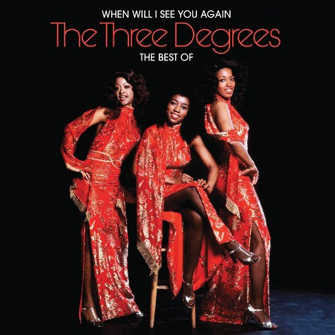 Three Degrees - Best of Three Degrees (CD) - image 1 of 1