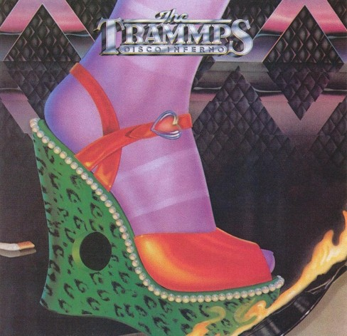 Trammps - Disco inferno (CD) - image 1 of 1