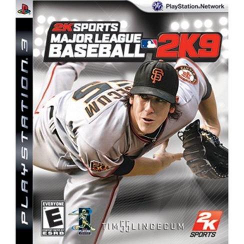 Major League Baseball 2K9 - Playstation 3 - image 1 of 1