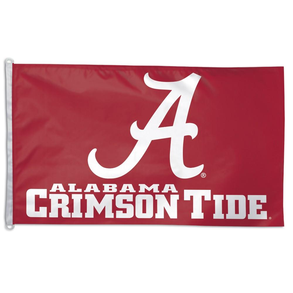 NCAA Alabama Crimson Tide Flag