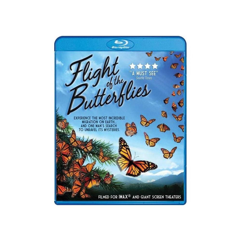 Imax Flight Of The Butterflies Blu Ray 2016