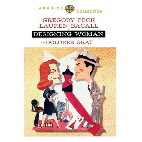 Designing Woman (DVD)(2018) - image 1 of 1