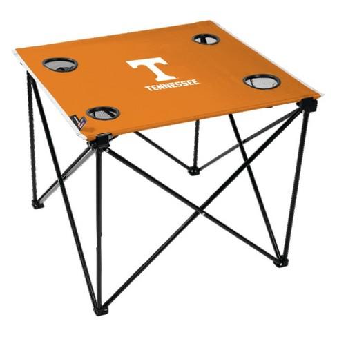 NCAA Tennessee Volunteers Portable Table - image 1 of 1