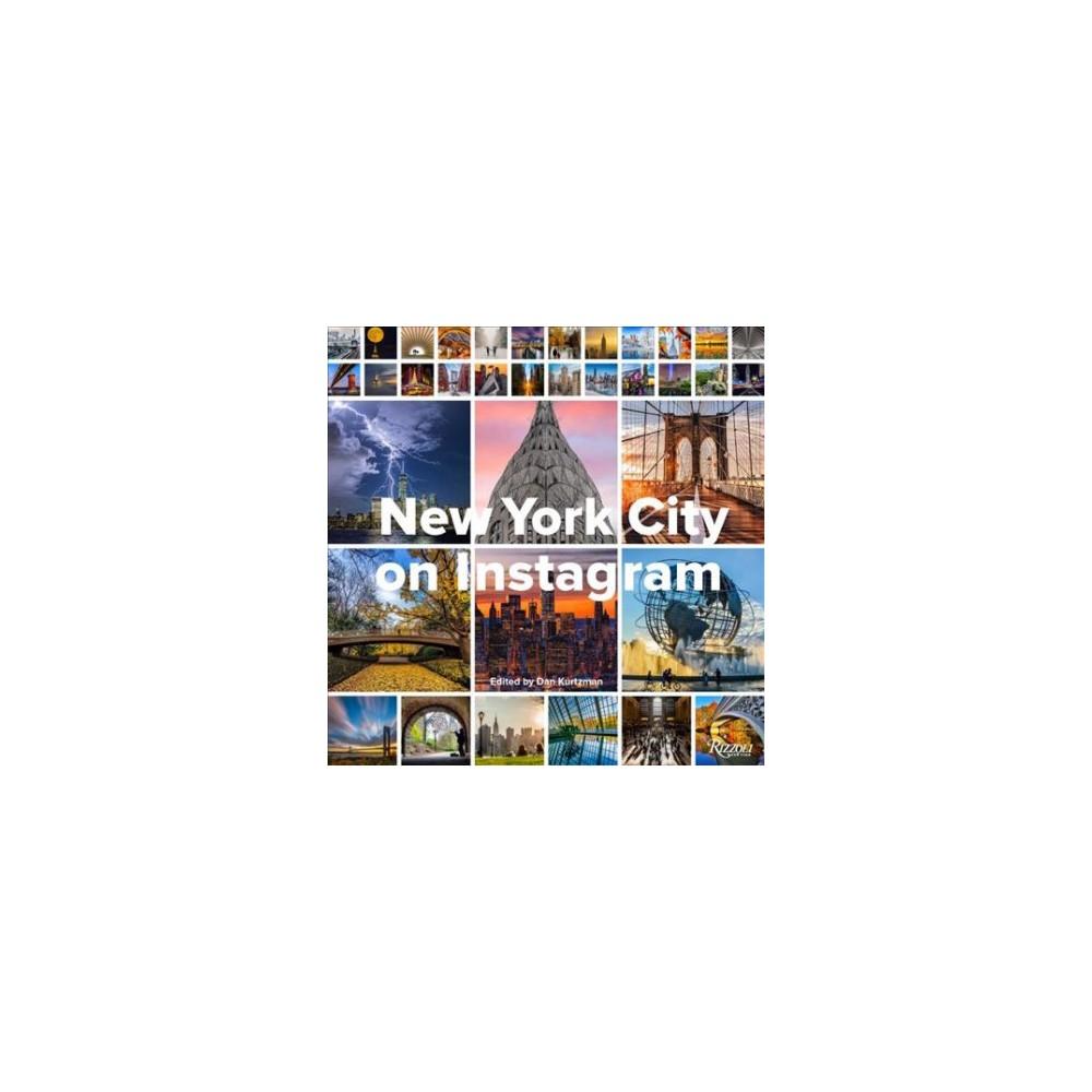 New York City on Instagram - (Hardcover)