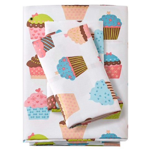 Cupcake Dreams Sheet Set - image 1 of 6