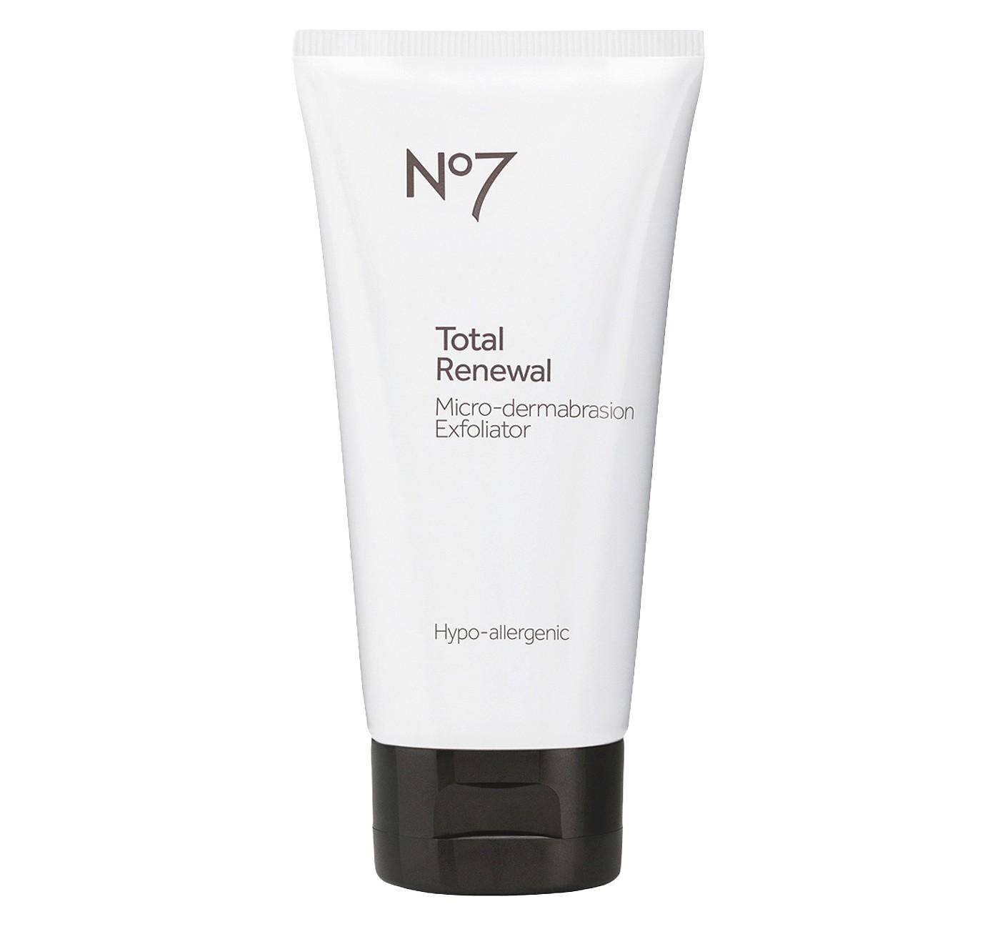 No7® Total Renewal Micro-Dermabrasion Exfoliator - 2.5oz - image 1 of 1