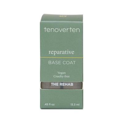 Tenoverten Nail Polish - Rehab Base Coat - 0.45 fl oz