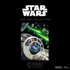 Buffalo Games Star Wars: Never Tell me the Odds Puzzle 1000pc