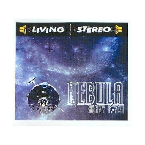 Nebula - Heavy Psych (CD) - image 1 of 1
