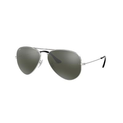 Ray-Ban RB3025 58mm Aviator Unisex Pilot Sunglasses