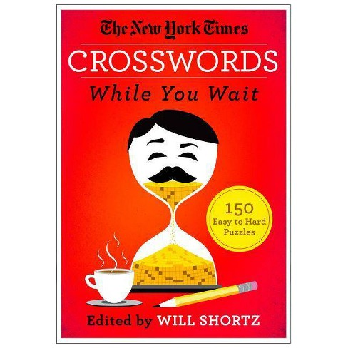 The New York Times Crosswords While You Wait - (Paperback) - image 1 of 1