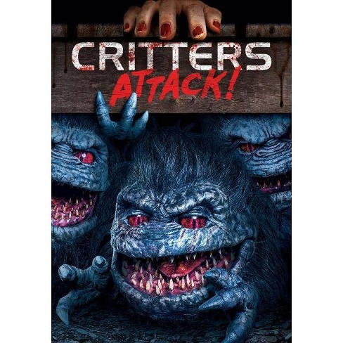 Critters Attack! (DVD) - image 1 of 1