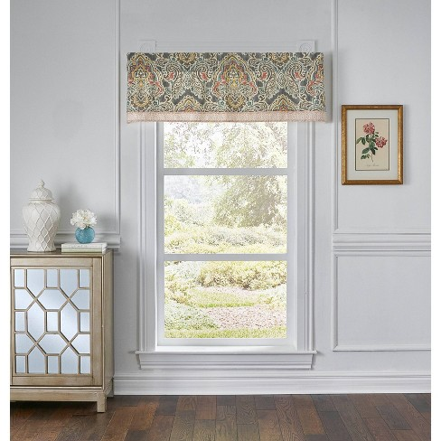 16 X60 Al Window Valance Green