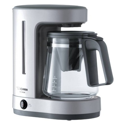 Zojirushi Zutto 5-Cup Coffee Maker - Silver