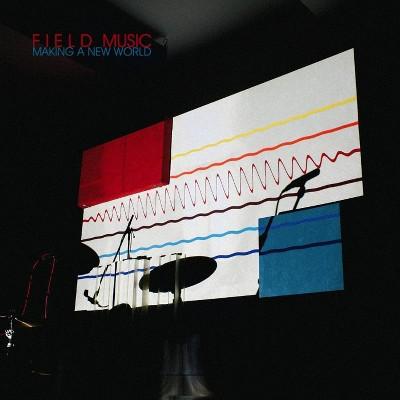 FIELD MUSIC - Making a new world (CD)