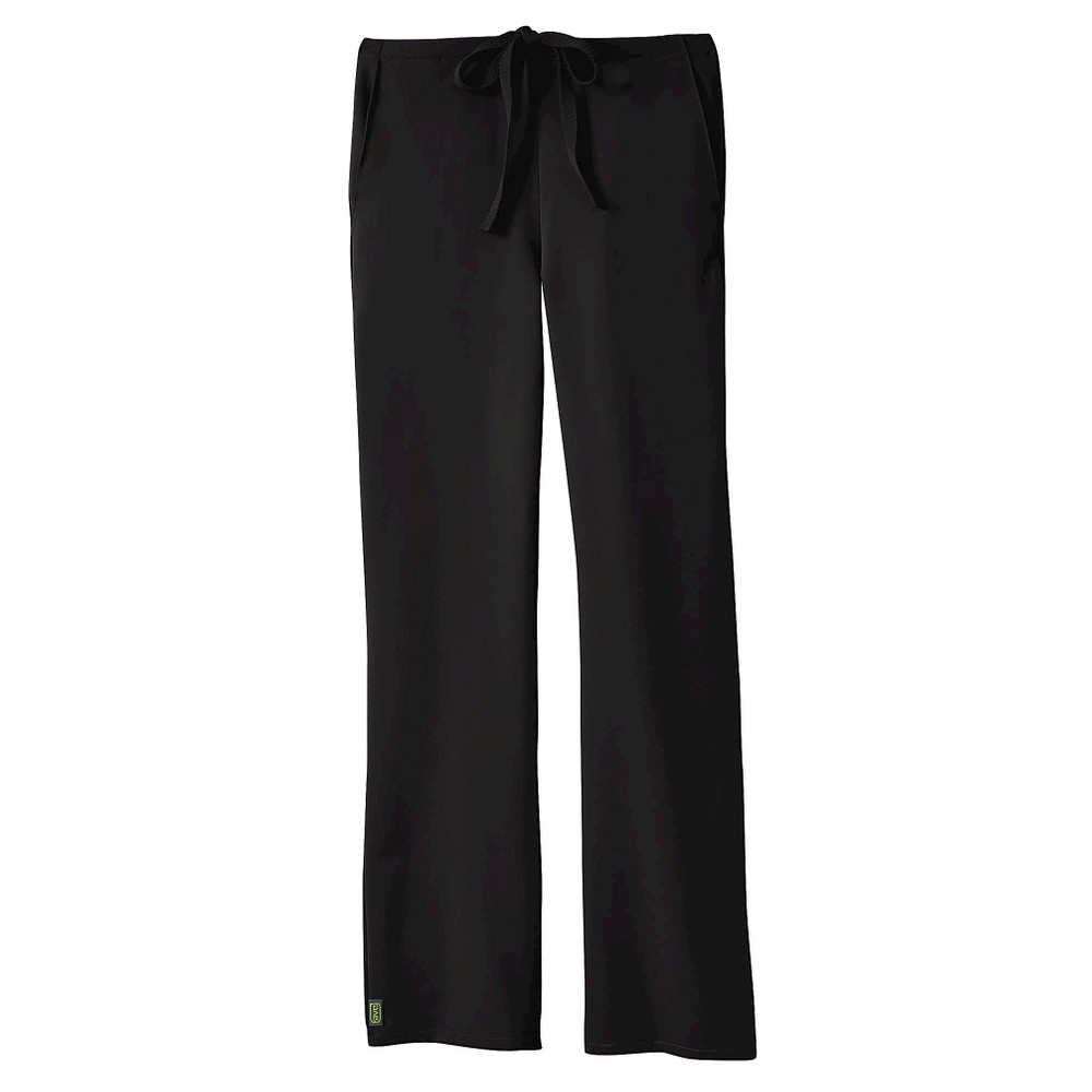 Newport Ave Scrub Pants Black Medium Tall