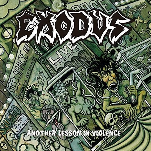 Exodus - Another Lesson In Violence (Vinyl) - image 1 of 1