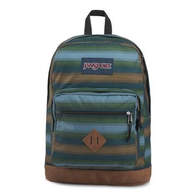 """JanSport 18"""" City View Backpack - Surfside Stripe"""