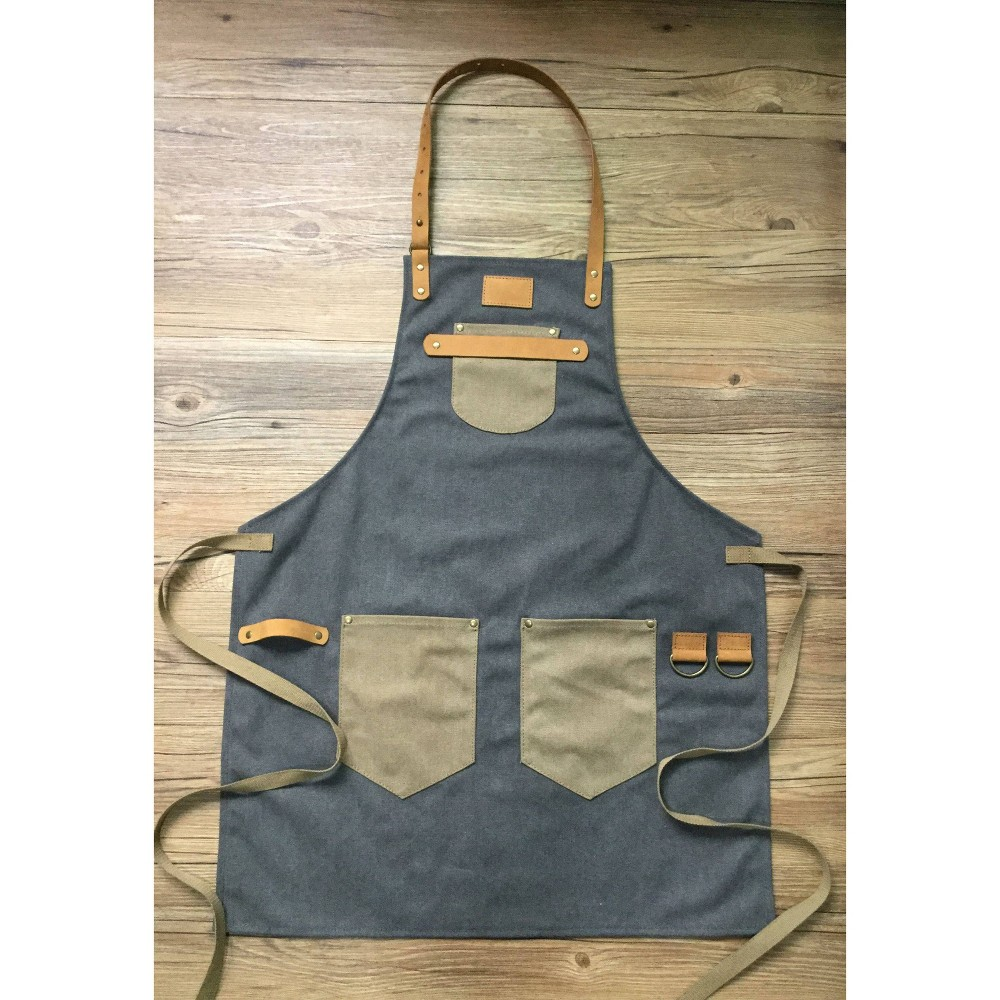 Image of 4pc BBQ Apron and Tool Set - Superior Trading Co.