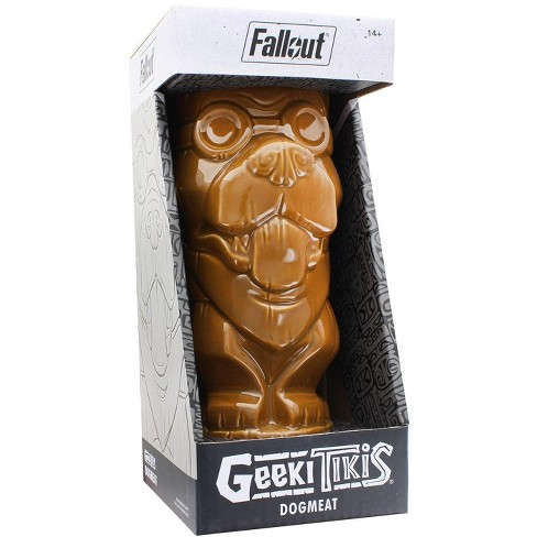 ThinkGeek, Inc. Geeki Tikis Fallout Dogmeat Mug | Crafted Ceramic | Holds 14 Ounces - image 1 of 6