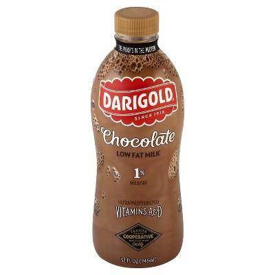 Darigold 1% Chocolate Milk - 1qt
