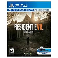 Target.com deals on Resident Evil 7: Biohazard PlayStation 4