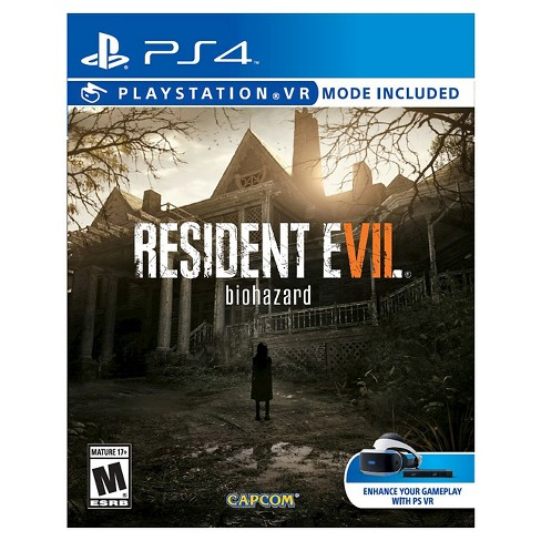 Resident Evil 7: Biohazard PlayStation 4 - image 1 of 14