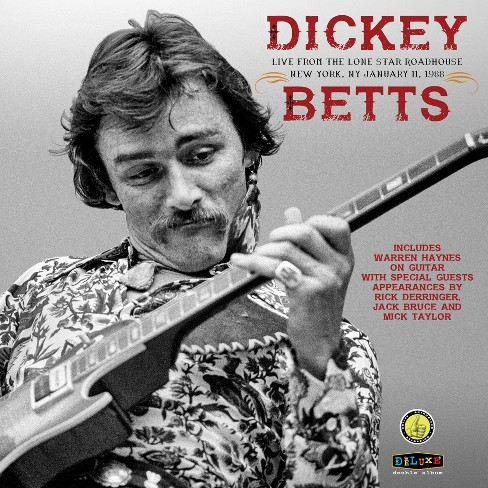 Dickey Betts - Dickey Betts Band: Live At The Lone Star Roadhouse (Vinyl) - image 1 of 1