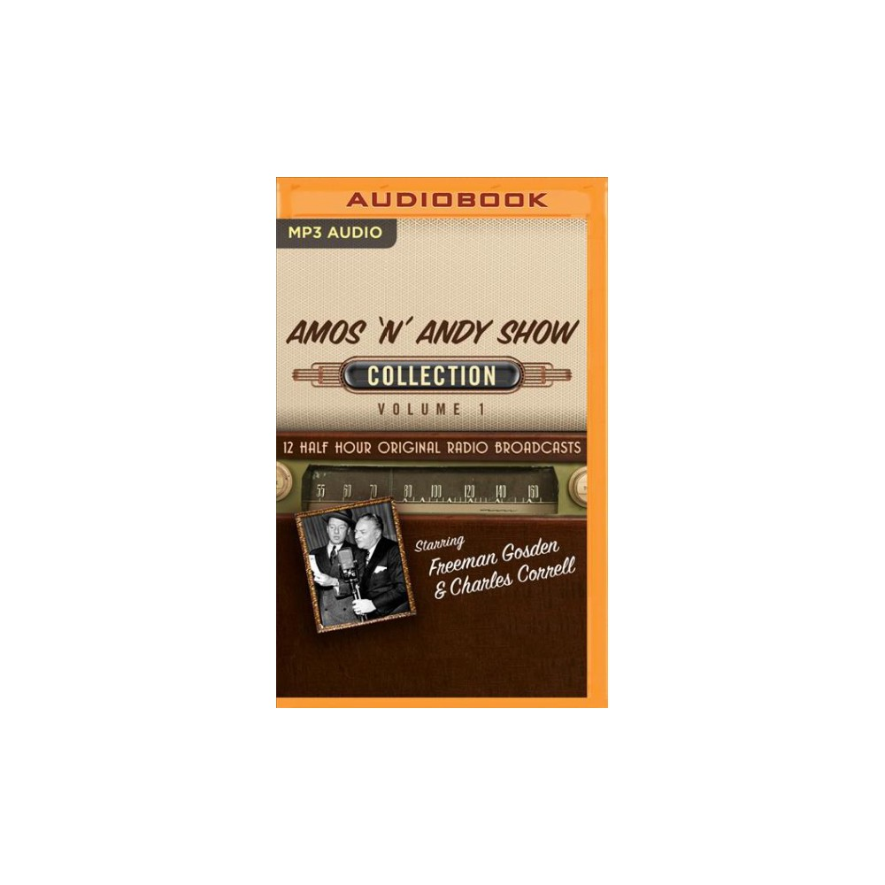 Amos N' Andy Show Collection (MP3-CD)