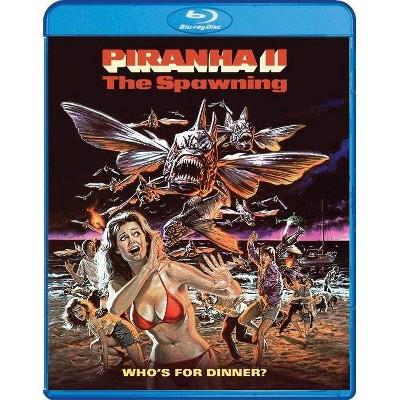 Piranha II: The Spawning (Blu-ray)(2018)