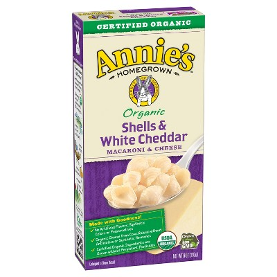 Mac & Cheese: Annie's Organic