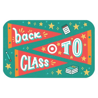 Back to Class GiftCard