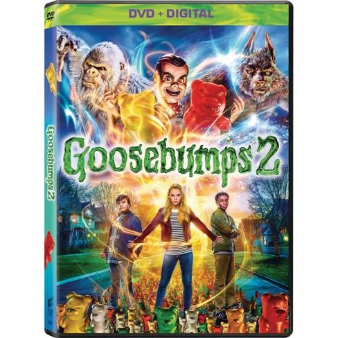 Goosebumps 2 (DVD) - image 1 of 1