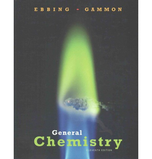 General Chemistry (Hardcover) (Darrell D. Ebbing & Steven D. Gammon) - image 1 of 1