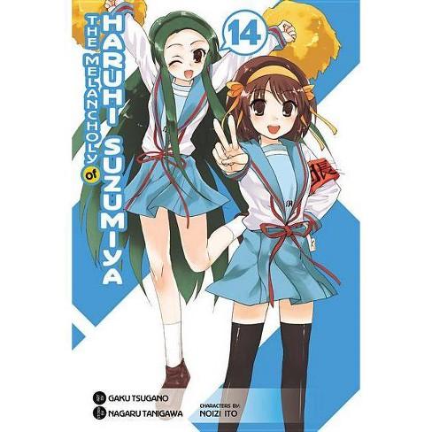 The Melancholy of Haruhi Suzumiya, Volume 14 - (Melancholy of Haruhi Suzumiya Manga (Quality)) - image 1 of 1