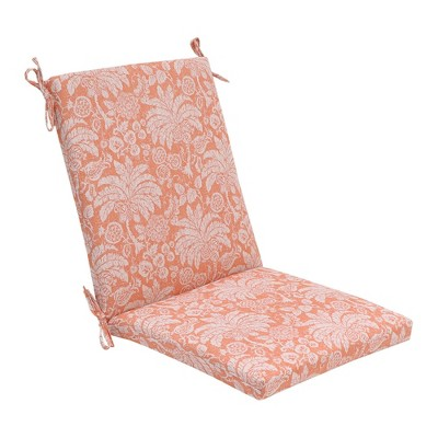 Carolina Chair Cushion DuraSeason Fabric™ Terracotta - Threshold™
