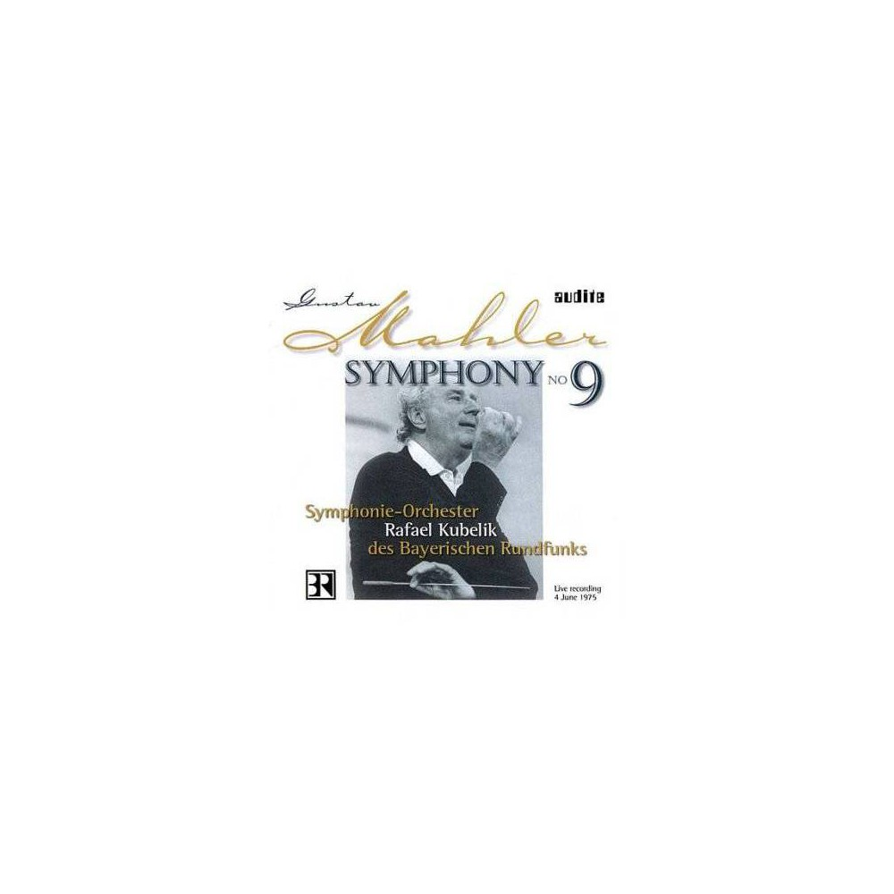 Bavarian Radio Symph - Mahler:Symphony No. 9 (CD)
