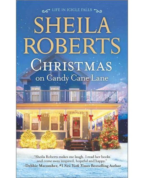 Christmas on Candy Cane Lane (Paperback) (Sheila Roberts) - image 1 of 1