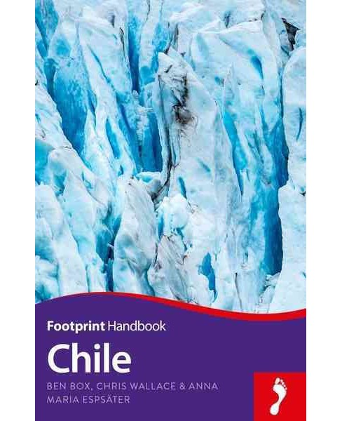 Footprint Chile (Paperback) (Chris Wallace) - image 1 of 1