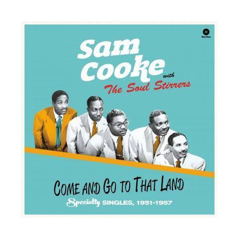 Sam Cooke - Come and Go To That Land (Vinyl) - image 1 of 1