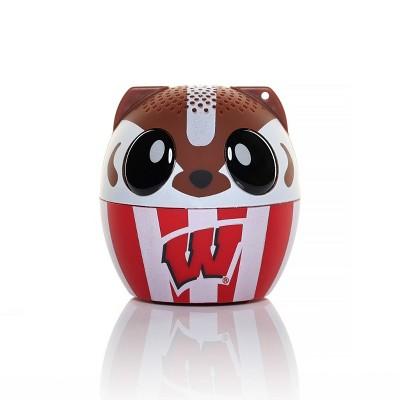 NCAA Wisconsin Badgers Bitty Boomer Bluetooth Speaker