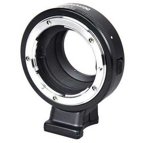 Commlite Nikon-F Lens to M4/3 Mount Camera Adapter - image 1 of 4