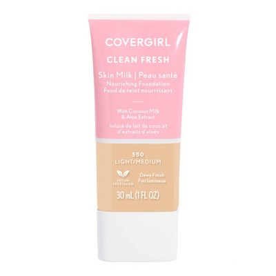 COVERGIRL Clean Fresh Skin Milk Foundation Dewy Finish - 1 fl oz