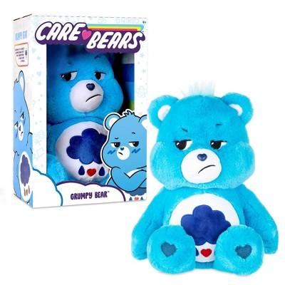 "Care Bears Grumpy Bear 14"" Medium Plush Stuffed Animal"