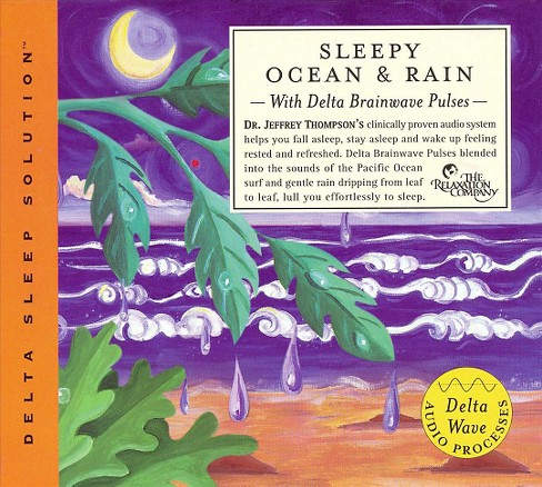 Dr. jeffre thompson - Sleepy ocean & rain (CD) - image 1 of 1