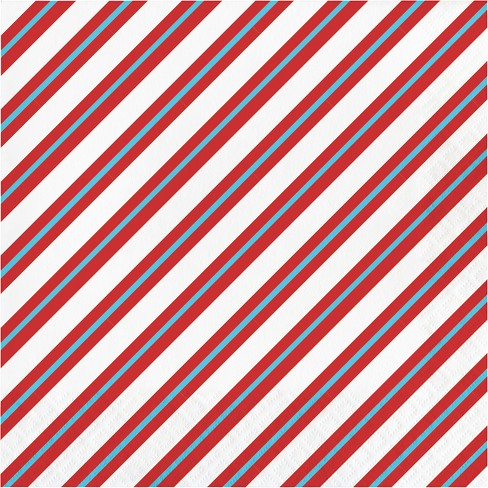 20ct Winter Park Santa Paper Lunch Napkins - Wondershop™ - image 1 of 1
