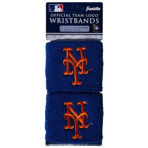 MLB New York Mets Wrist Bands