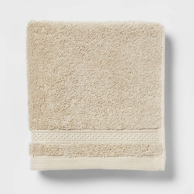 Soft Solid Hand Towel Sandalwood - Opalhouse™