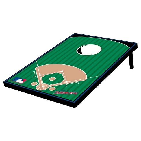 Wild Sports 2x3 ft Baseball Field Cornhole Bag Toss Set - image 1 of 1